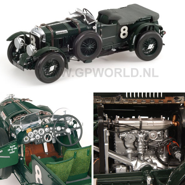 1900 Replica Kit Makes Bentley: 1930 Bentley Blower 4.5 Le Mans
