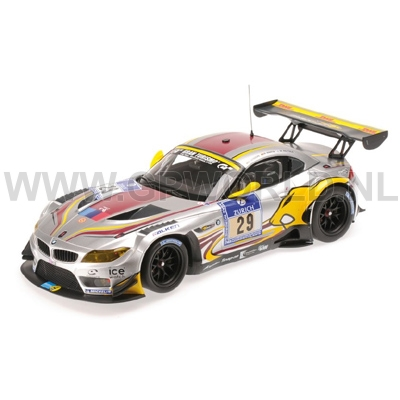 2012 Bmw Z4 Gt3 29 1 18 Minichamps Gpworld Racing
