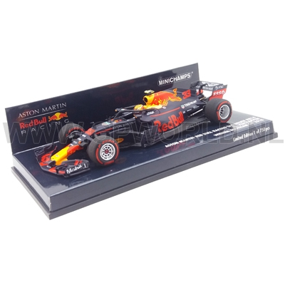 2018 Max Verstappen Austria Gp 1 43 Minichamps Gpworld Racing