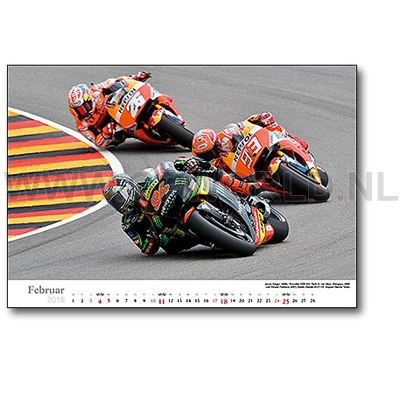 2018 MotoGP Grand Prix kalender - - GPworld Racing Merchandise