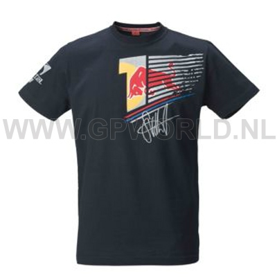 sebastian vettel t shirt gpworld racing merchandise. Black Bedroom Furniture Sets. Home Design Ideas