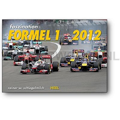 2012 faszination formel 1 kalender gpworld racing. Black Bedroom Furniture Sets. Home Design Ideas