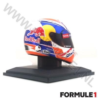 2016 helm Max Verstappen - 1/5 Spark Models - Formule1.nl Shop