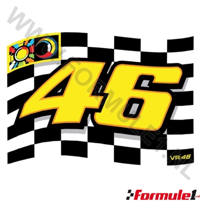 Valentino Rossi Vlag Formule1 Nl Shop