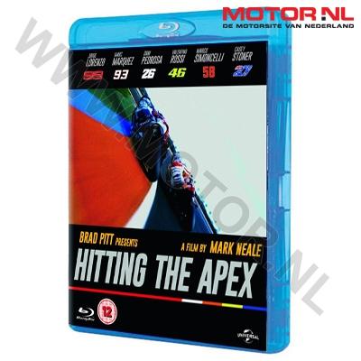 Blu Ray Hitting the Apex - - Motor.nl Shop