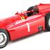 1956 Juan Manuel Fangio Ferrari D50