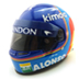 2018 helm Fernando Alonso