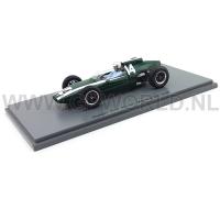 1962 Bruce McLaren | Monaco GP
