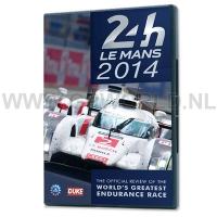 2014 DVD Le Mans review