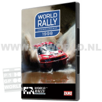 DVD WRC Review 1998