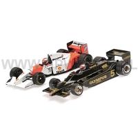 Set Michael / Mario Andretti
