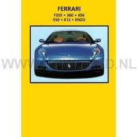 Unique motor books: Ferrari