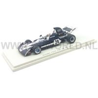 1972 Tim Schenken | US GP