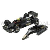 1985 Ayrton Senna
