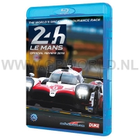 2018 Blu-Ray Le Mans review