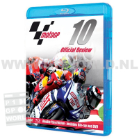 Blu-Ray + DVD MotoGP Review 2010