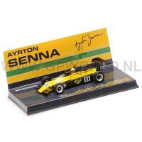 1982 Ayrton Senna   Formule Ford