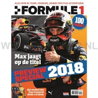 Formule 1 previewspecial 2018
