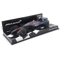 2015 McLaren MP4-X - STUDY