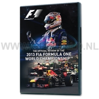 DVD F1 review 2013