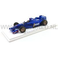 1995 Aguri Suzuki | Pacific GP