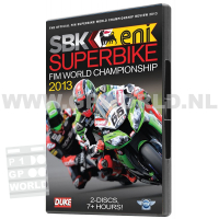 DVD World Superbike review 2013