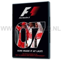 DVD F1 review 2007