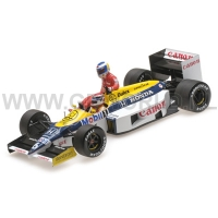 1986 Nelson Piquet / Keke Rosberg