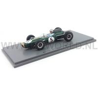 1964 Jack Brabham | Monaco GP