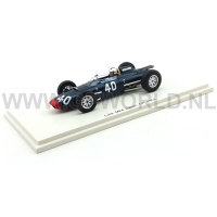 1963 Mike Hailwood | Italian GP