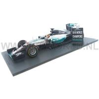2015 Lewis Hamilton | USA