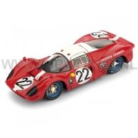 1967 Ferrari 330 P4 #22