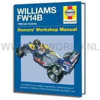 Williams FW14B Owners manual