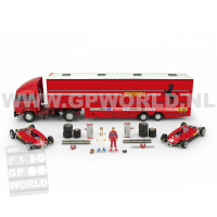 1982 Ferrari transporter set