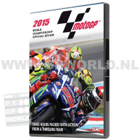 DVD MotoGP Review 2015