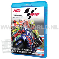 Blu-Ray MotoGP Review 2015