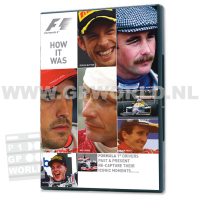 DVD F1 how it was