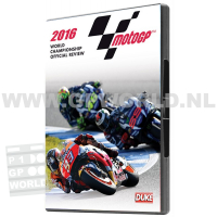 DVD MotoGP Review 2016