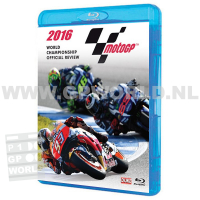 Blu-Ray MotoGP Review 2016
