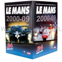 DVD Box Le Mans 2000-09