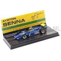 1982 Ayrton Senna | Thruxton