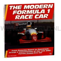 The modern Formula 1 race car