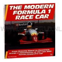 The modern Formula 1 race car