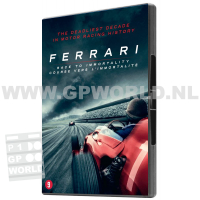 DVD Ferrari: Race to Immortality