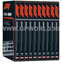 DVD FORMULA ONE 2000-09 BOX SET
