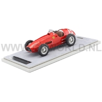 1952 Alberto Ascari | World Champion