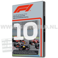 DVD F1 review 2010