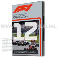 DVD F1 review 2012