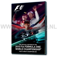 DVD F1 review 2015