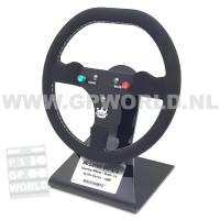 1988 McLaren MP4/4 Steering wheel